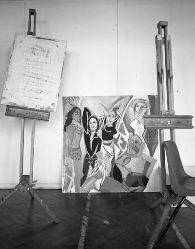 © Matthew Finn, From the series, 'School of Art'
