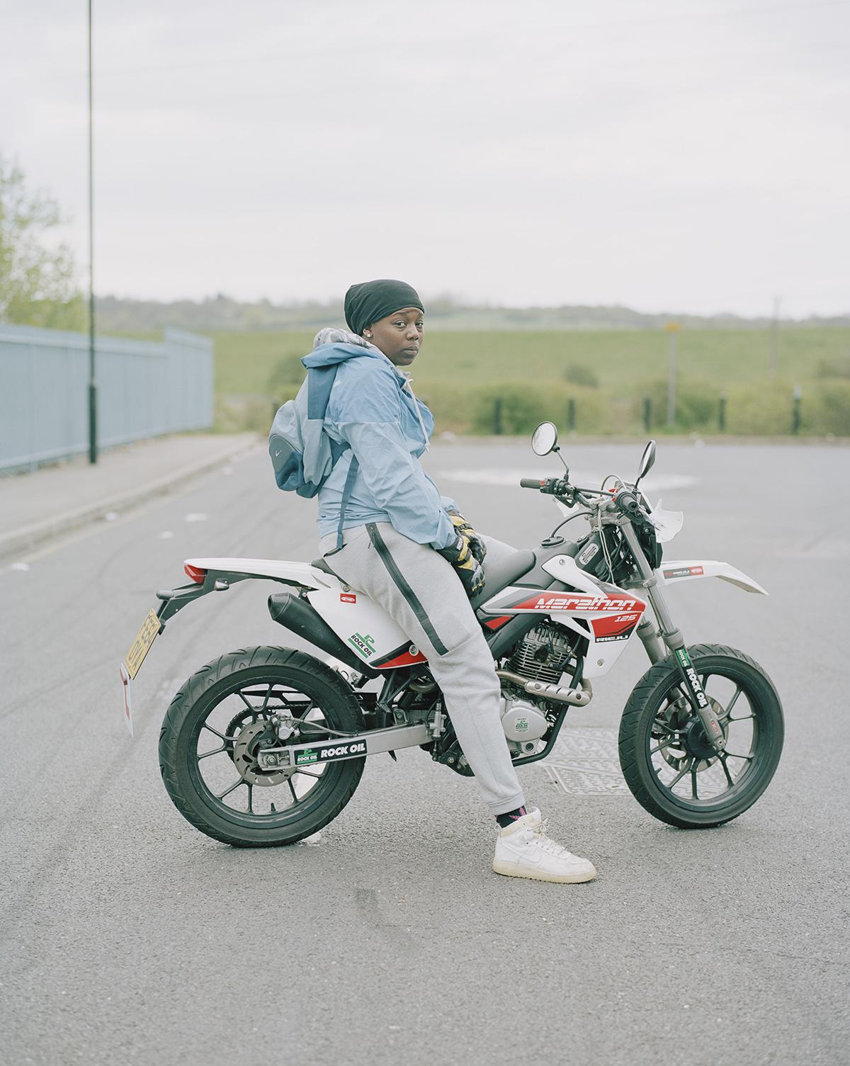 Spencer Murphy - Unknown Rider