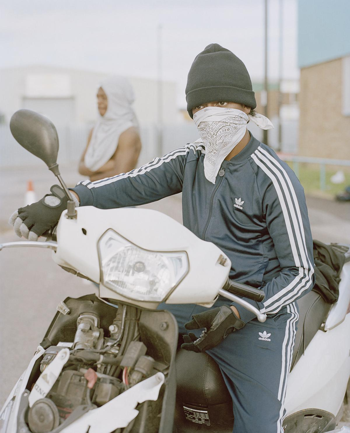 Spencer Murphy - Anonymous Rider