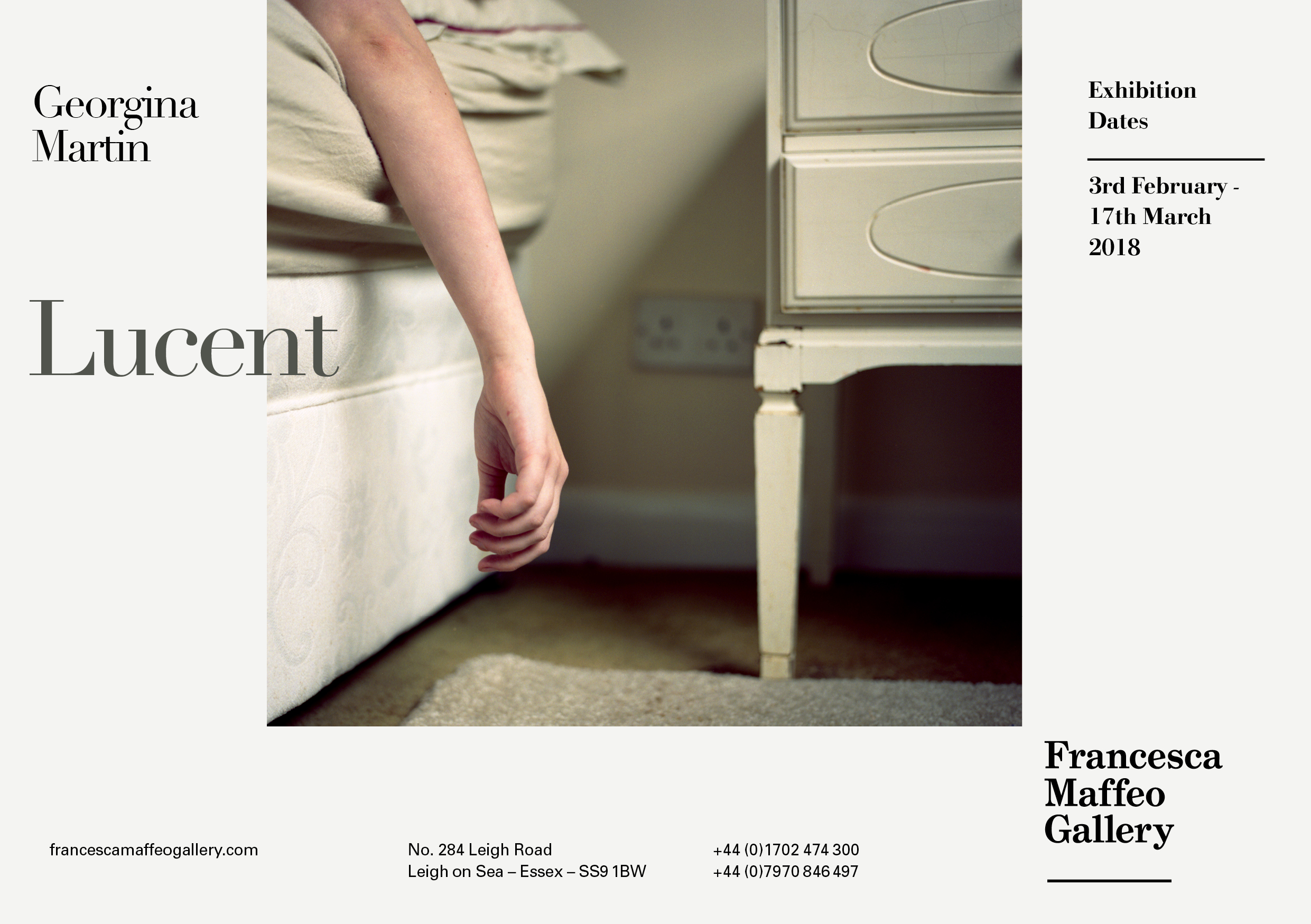 Georgina Martin | Lucent     Press Release      Print Sales