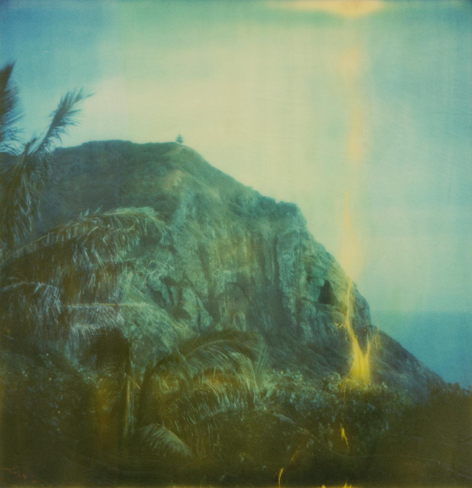 Christian's Cave, The Omniscient Eye © Rhiannon Adam