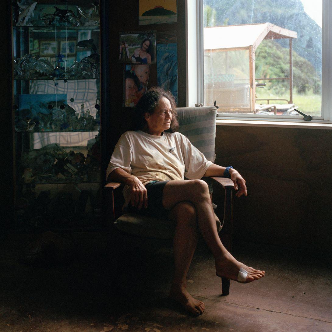 ©Rhiannon Adam,from the seriesBig Fence, A Portrait of Pitcairn Island