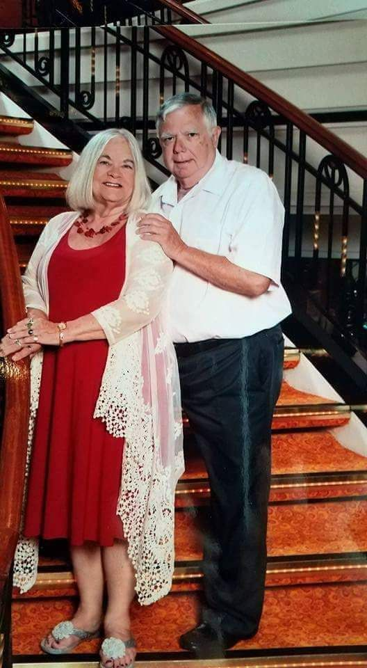 Linda and James Henderson