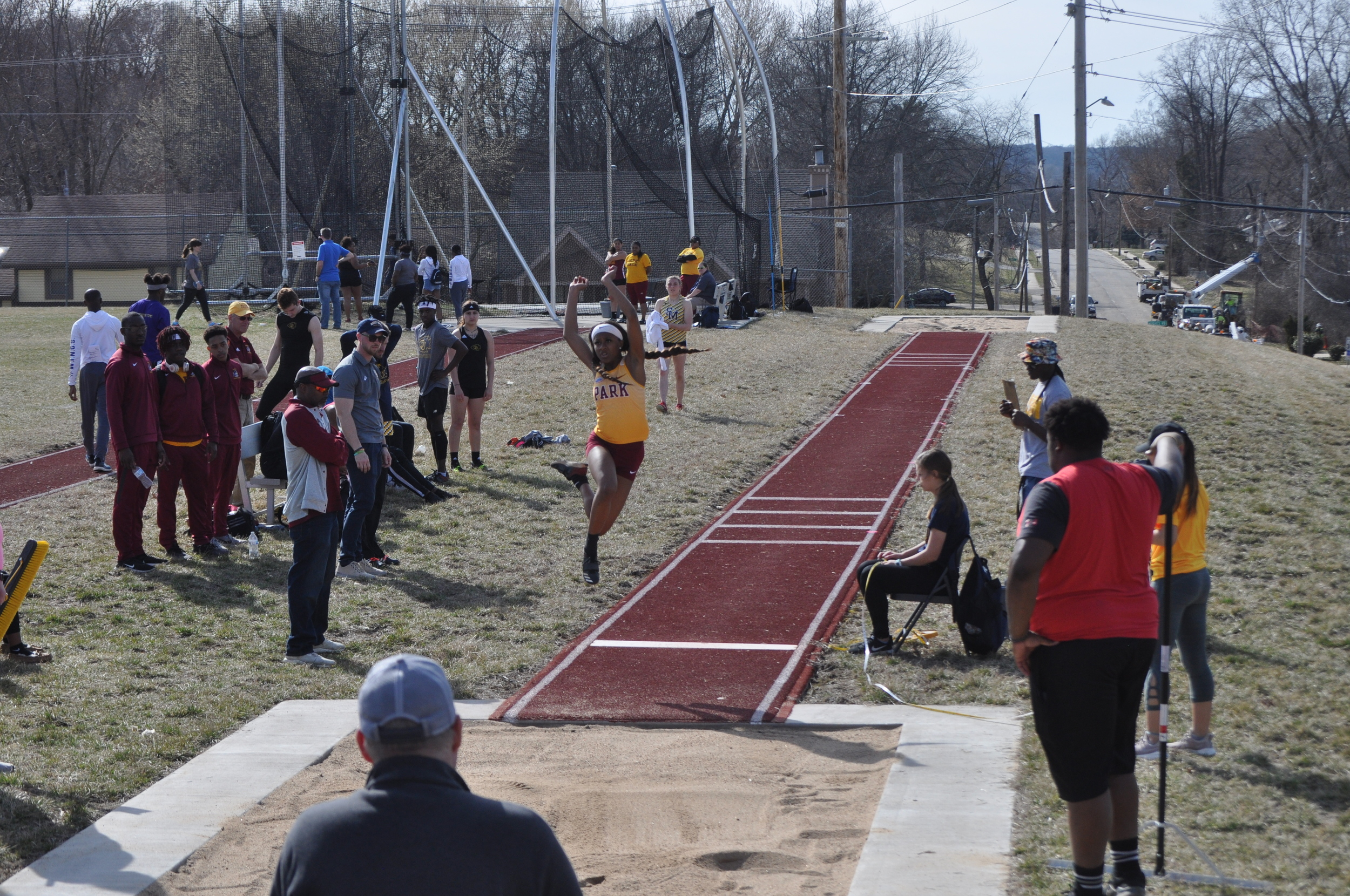 PARK ATHLETICS  Park freshman Bailey Turner was named the American Midwest Conference freshman of the year for the outdoor track and field season. The Olathe, Kan., native broke the school record in the triple jump last month at the KU Relays.