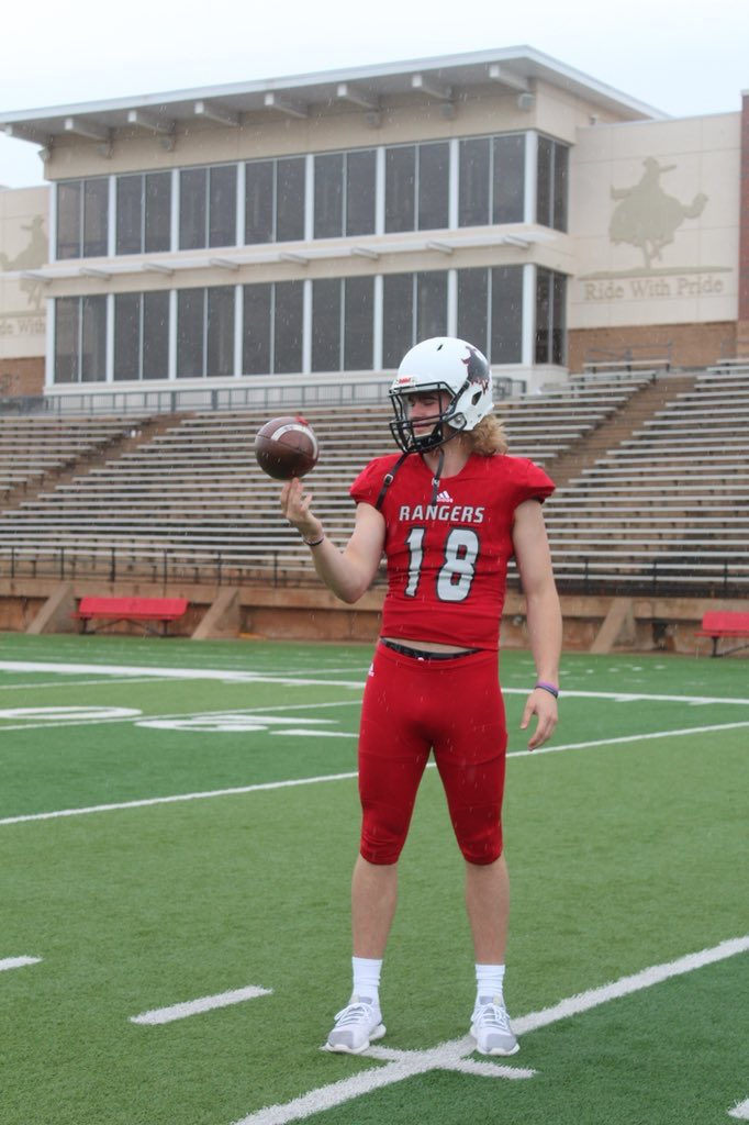 Submitted photo  Former Platte County quarterback Tanner Clarkson is transferring to Northwestern Oklahoma State this season.