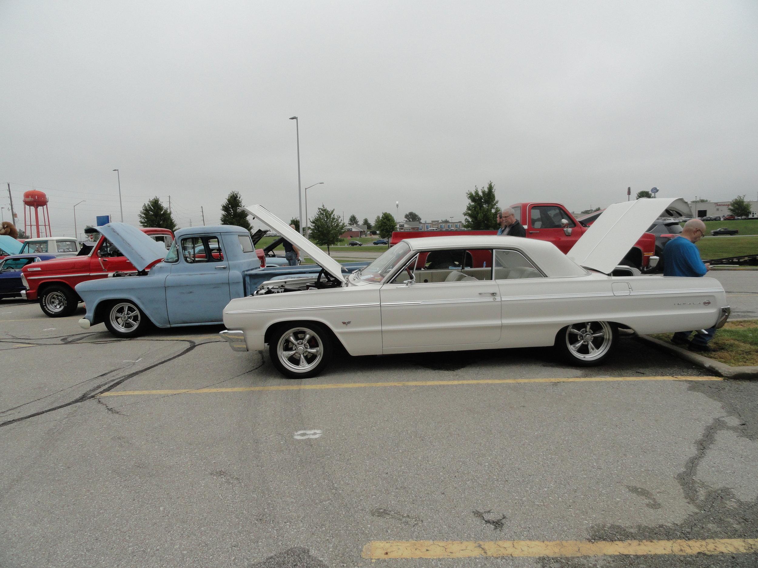 1964 Chevy Impala in show.JPG