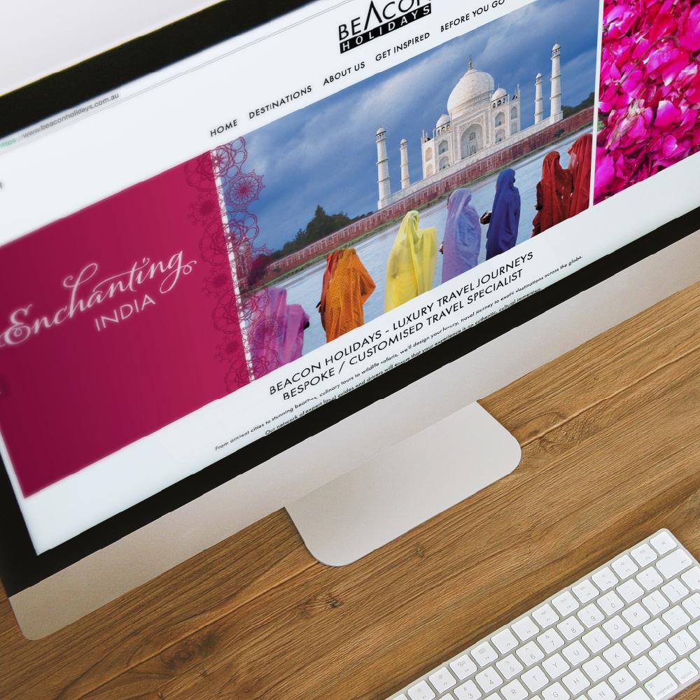 Digital design - website banners