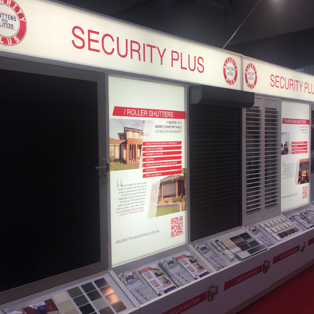 Stand design for exhibitions and expos