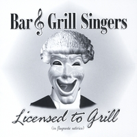 Licensed To Grill - CD
