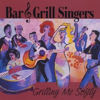 Grilling Me Softly - CD