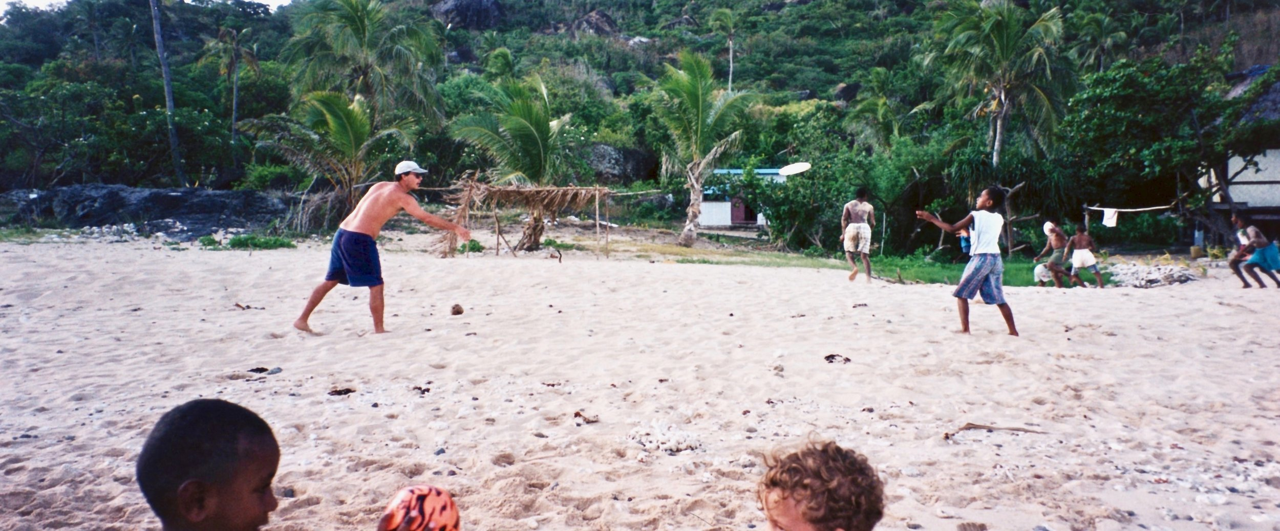Frisbee, Fiji