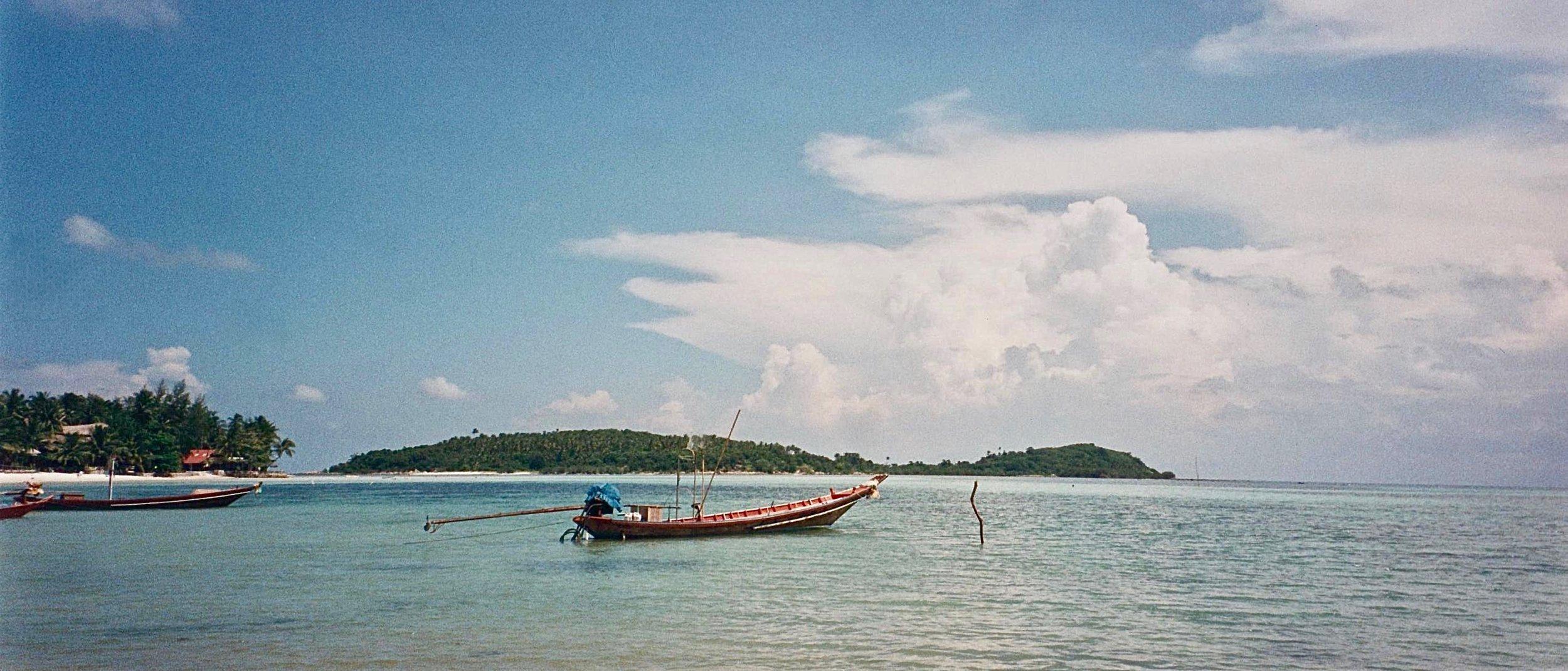 Thailand shot