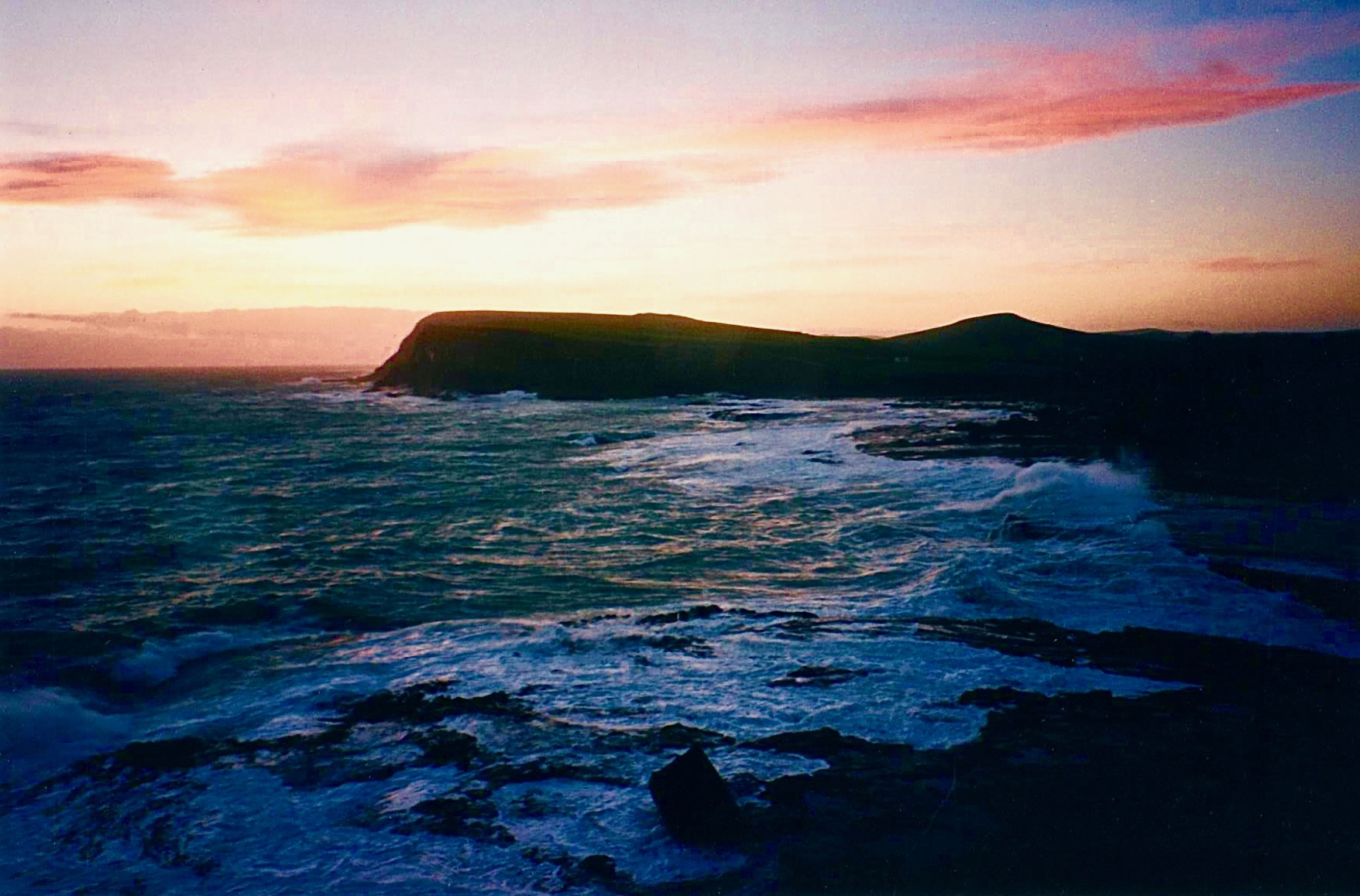 NZ random sunset ocean gorgeous.jpg
