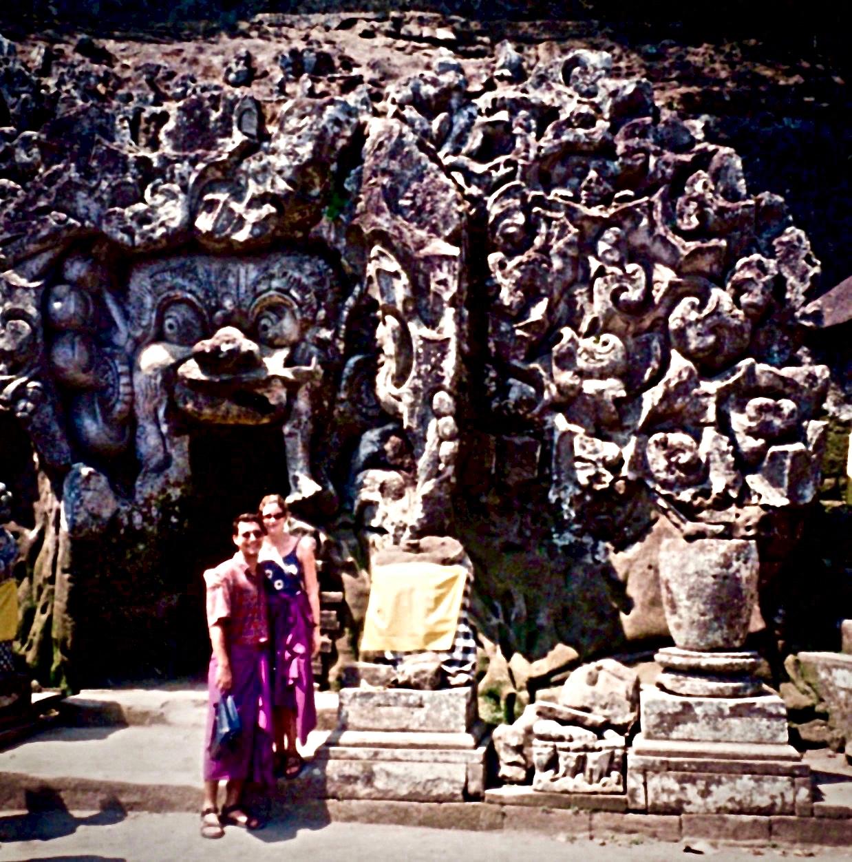 Elephant Cave, Ubud, Bali