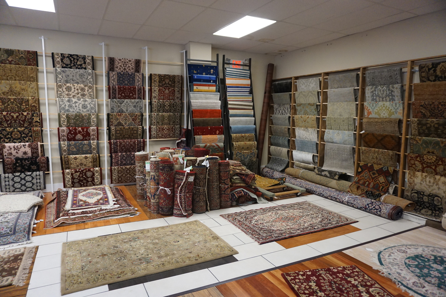 Your #1 Flooring Destination - We strive to be a one-stop shop for our customers. Offering best in business customer service and a selection of flooring and orientals that's unmatched by our competitors.
