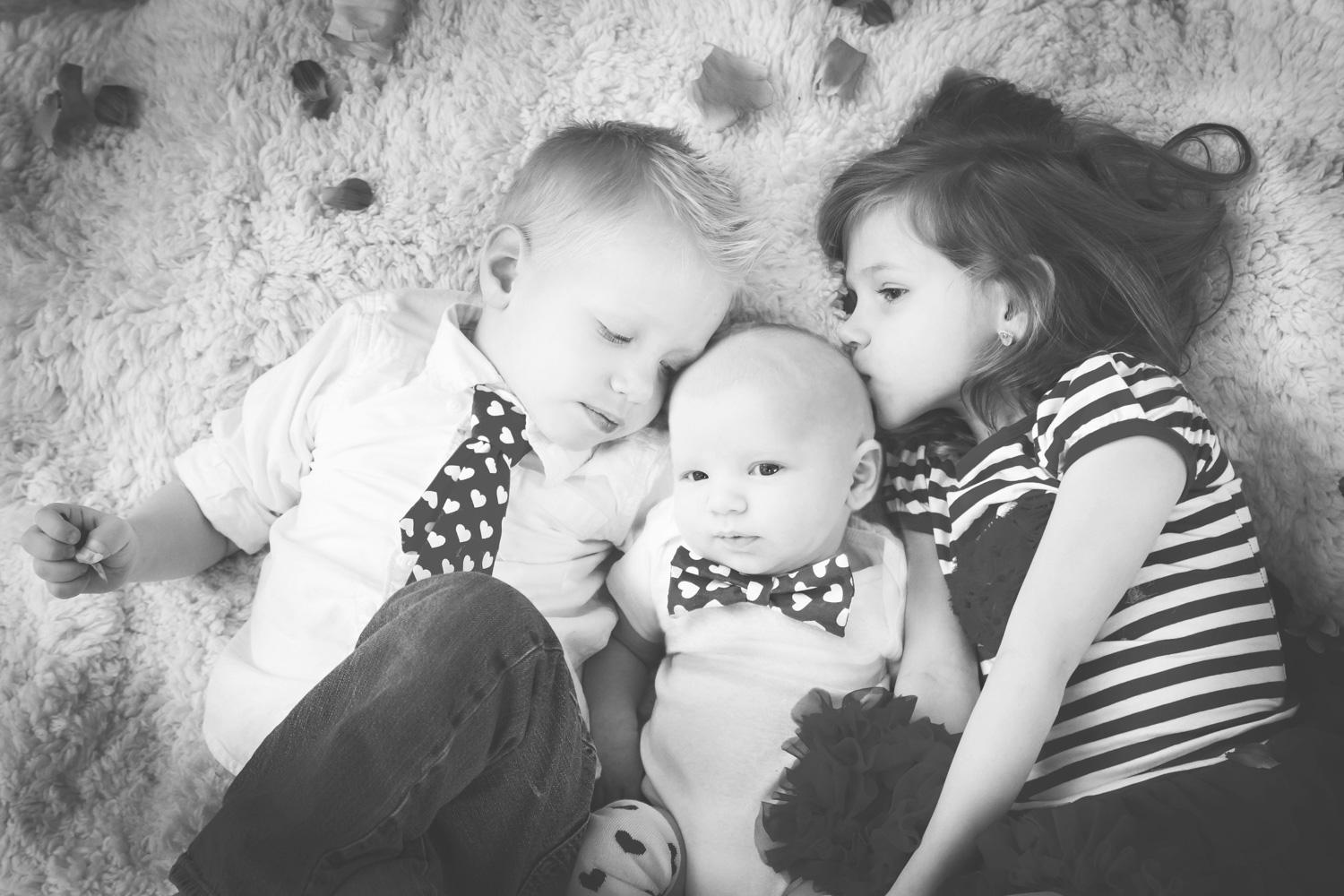 black and white siblings pictures hillary frost.jpg