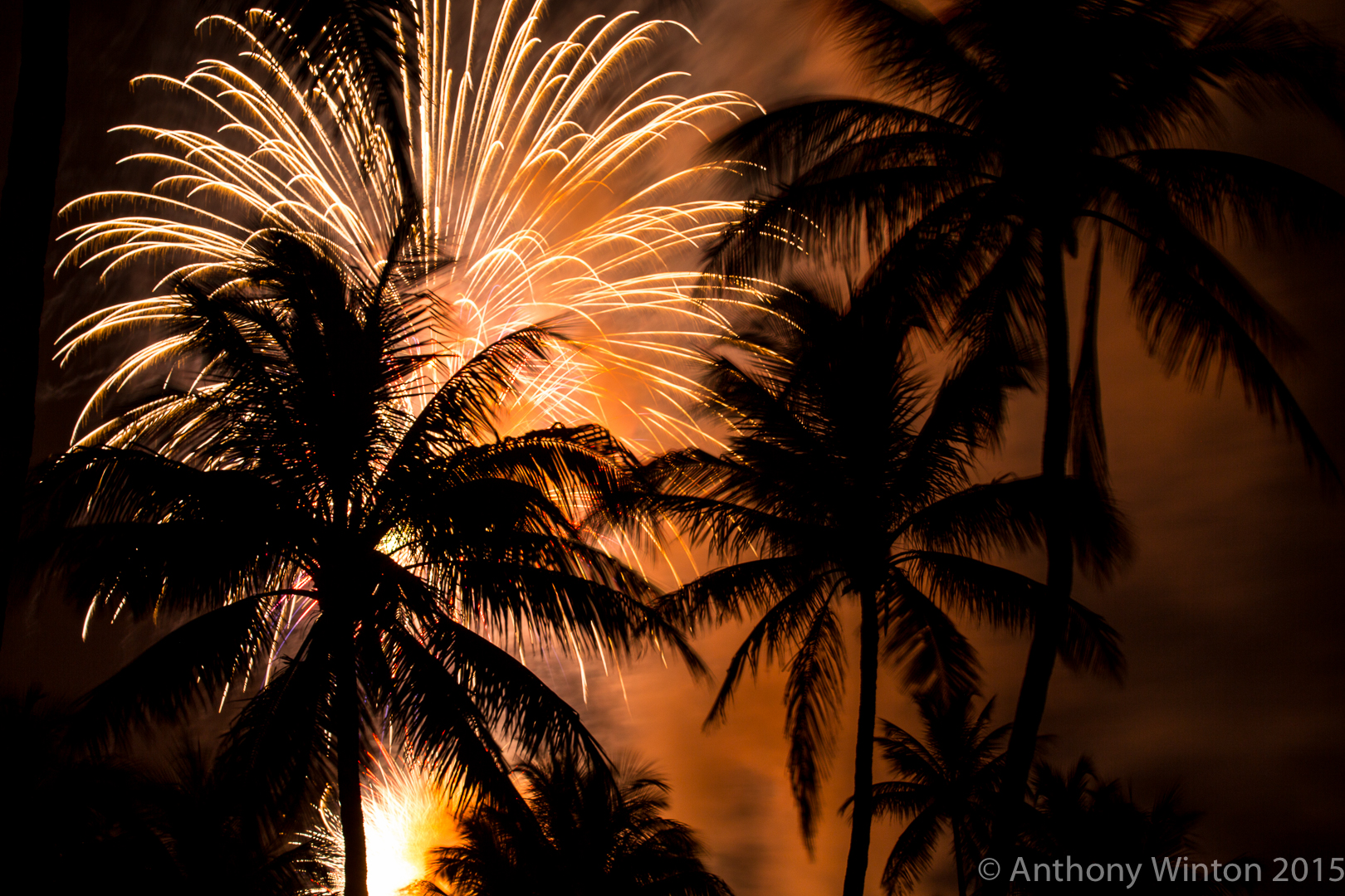 Independence Day, Key Biscayne