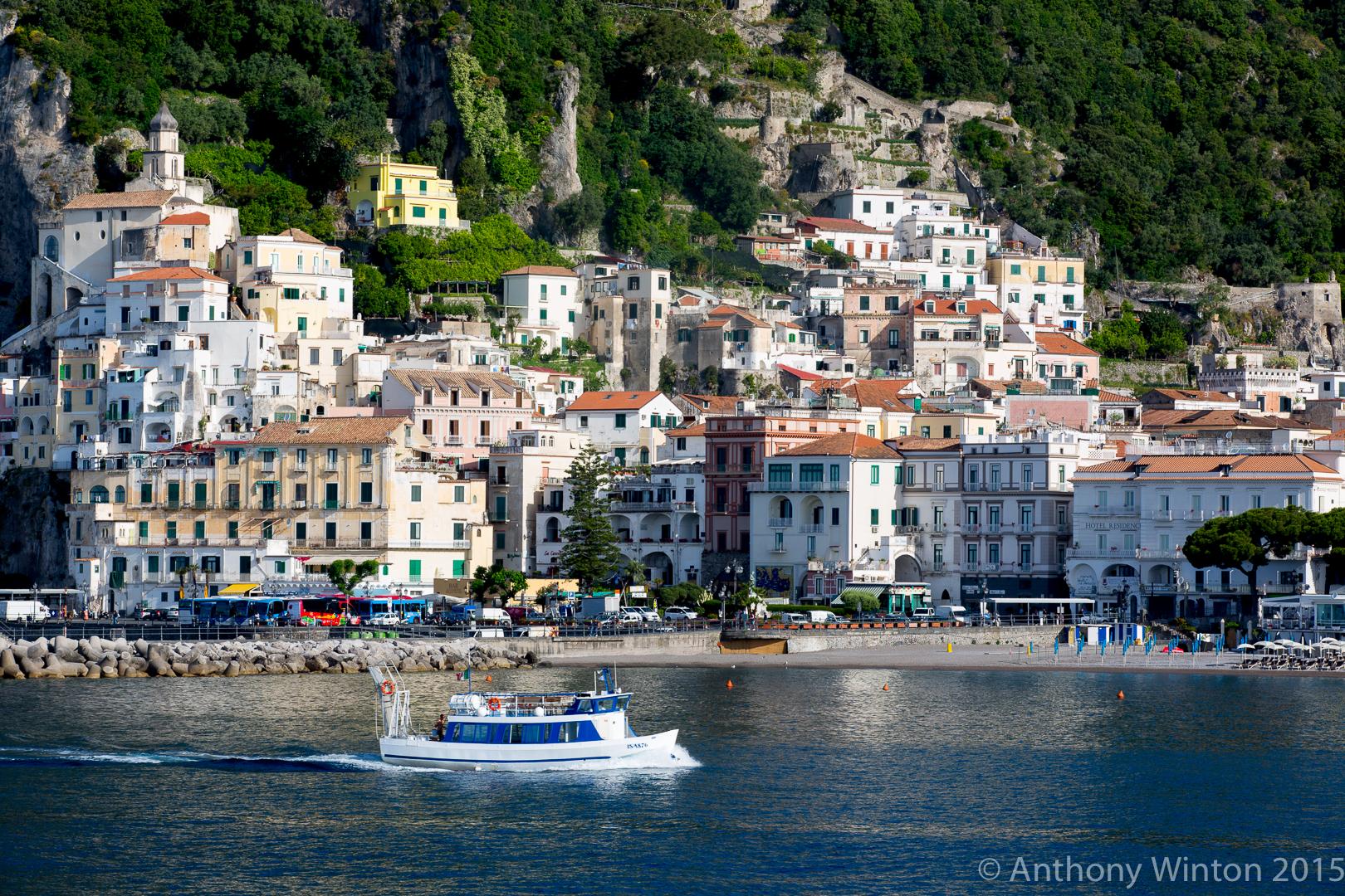 Harbor, Amalfi