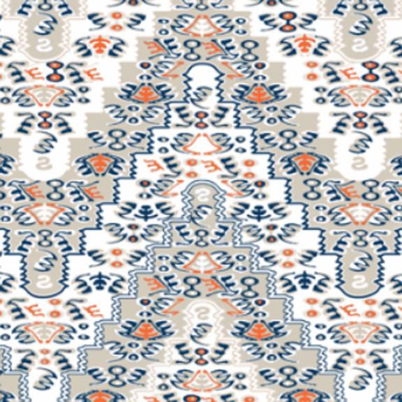 Aztec-Orange Crush