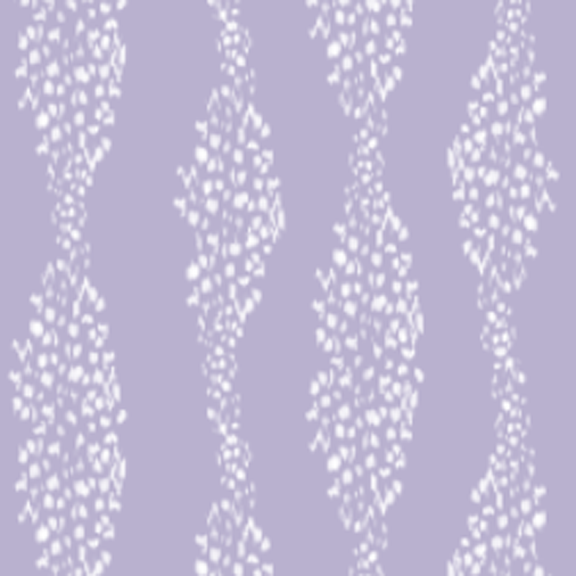Wavy Ikat-Lilac
