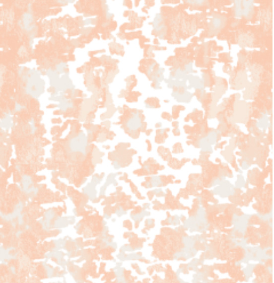 Silk Painting II-Rose Gold