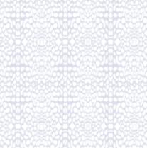 Animal Print Ikat (smaller) - Fog