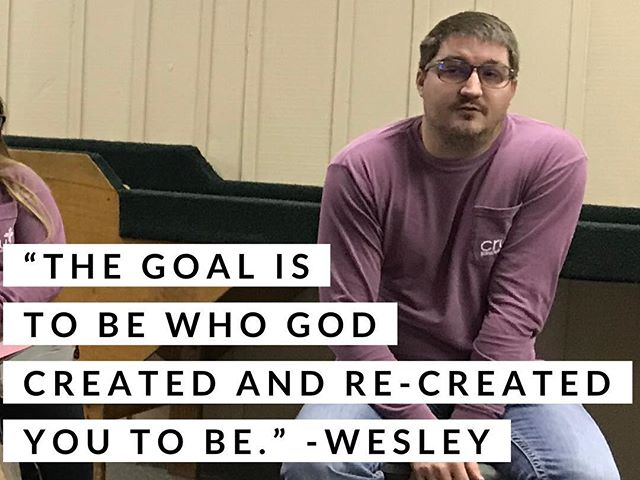 Wesley and Monica shared with us during Men's and Women's time today. Looking forward to session 3 tonight! #bhamcru