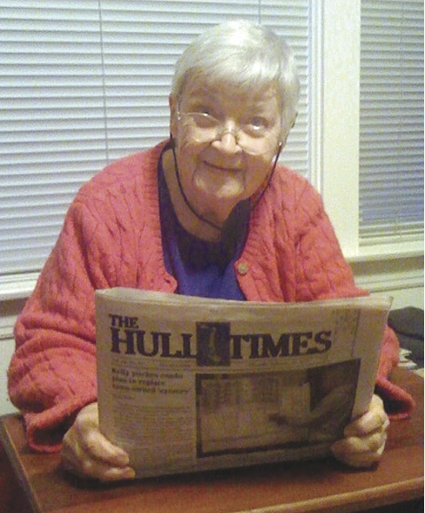 Eleanor Judge is a longtime Hull Times subscriber.