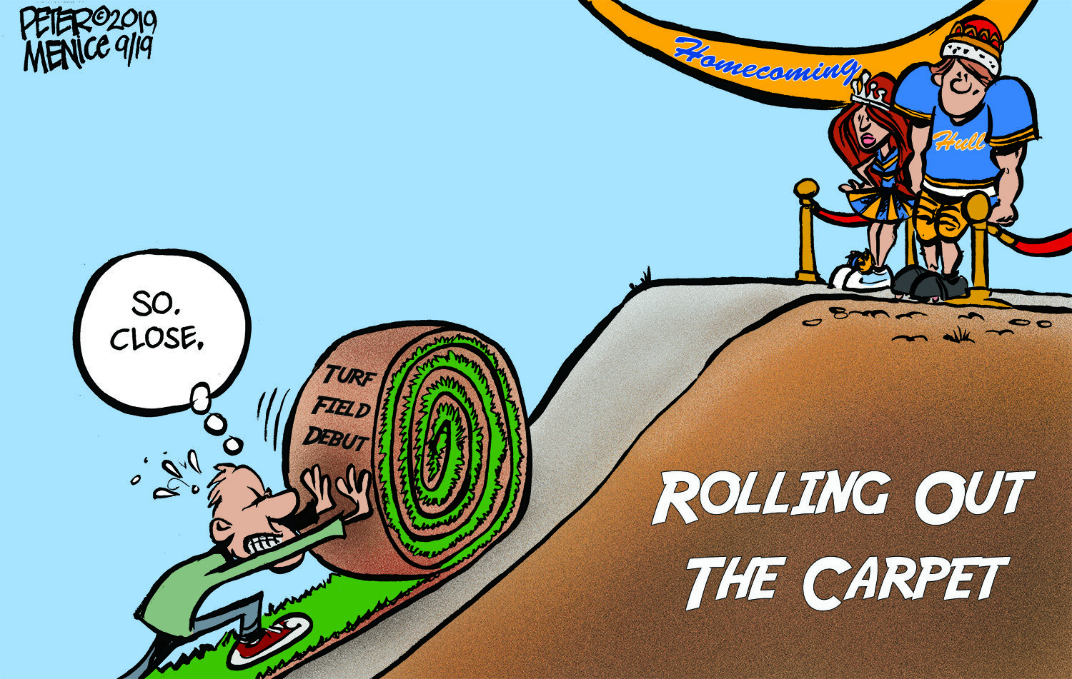 Rolling Out The Carpet.jpg