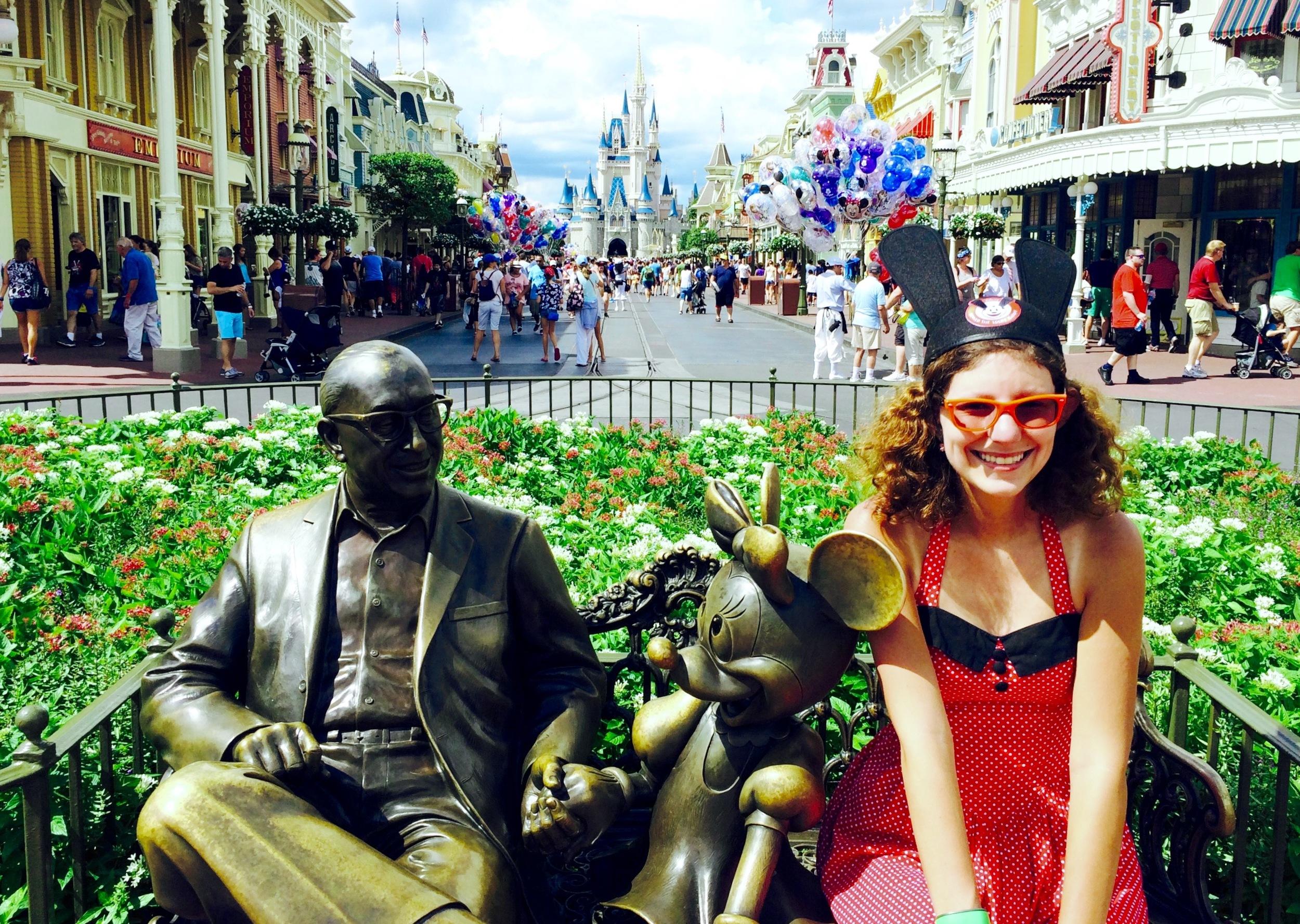 Roy Disney