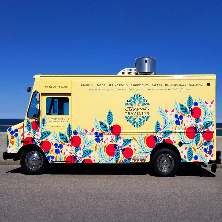 Thyme Traveling Food Truck