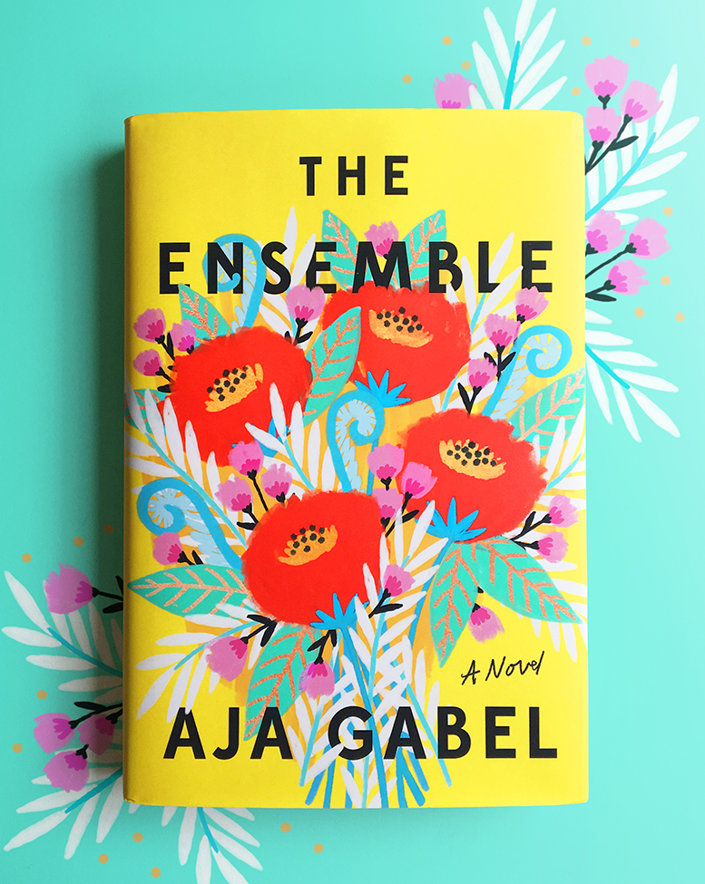The Ensemble  book cover