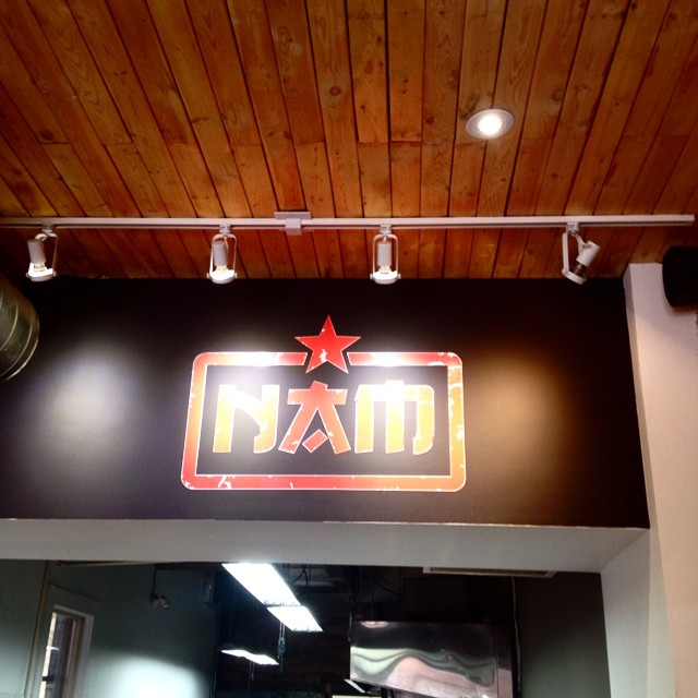 3 letter word for #awesome. If you're in #queenwest please check out #nam Vietnamese sandwich shop. Great food fast. #downtowntoliving #toronto #queenstreet #the6 #6ixside #bestofto #dineto