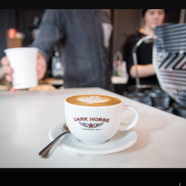 Wishing all our #coffee lovers a good start to your #friday. Whether its #queenwest it #queeneast… We recommend #darkhorse if you're #southofbloor. #coffeelove #toronto #dineto #bestoftoronto #bestofthe6ix
