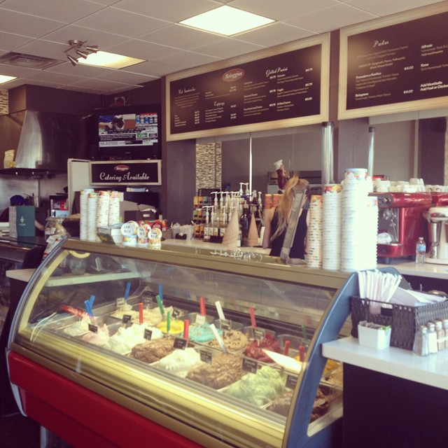 #pickering…. A great spot near whites and sheppard called #bellagio. Great price on espresso based coffees. Perfect for the morning rush! #gelato #wood burning #pizzeria #italian hot table and #espresso bar. Tell the #eastGTAliving sent you and enjoy!