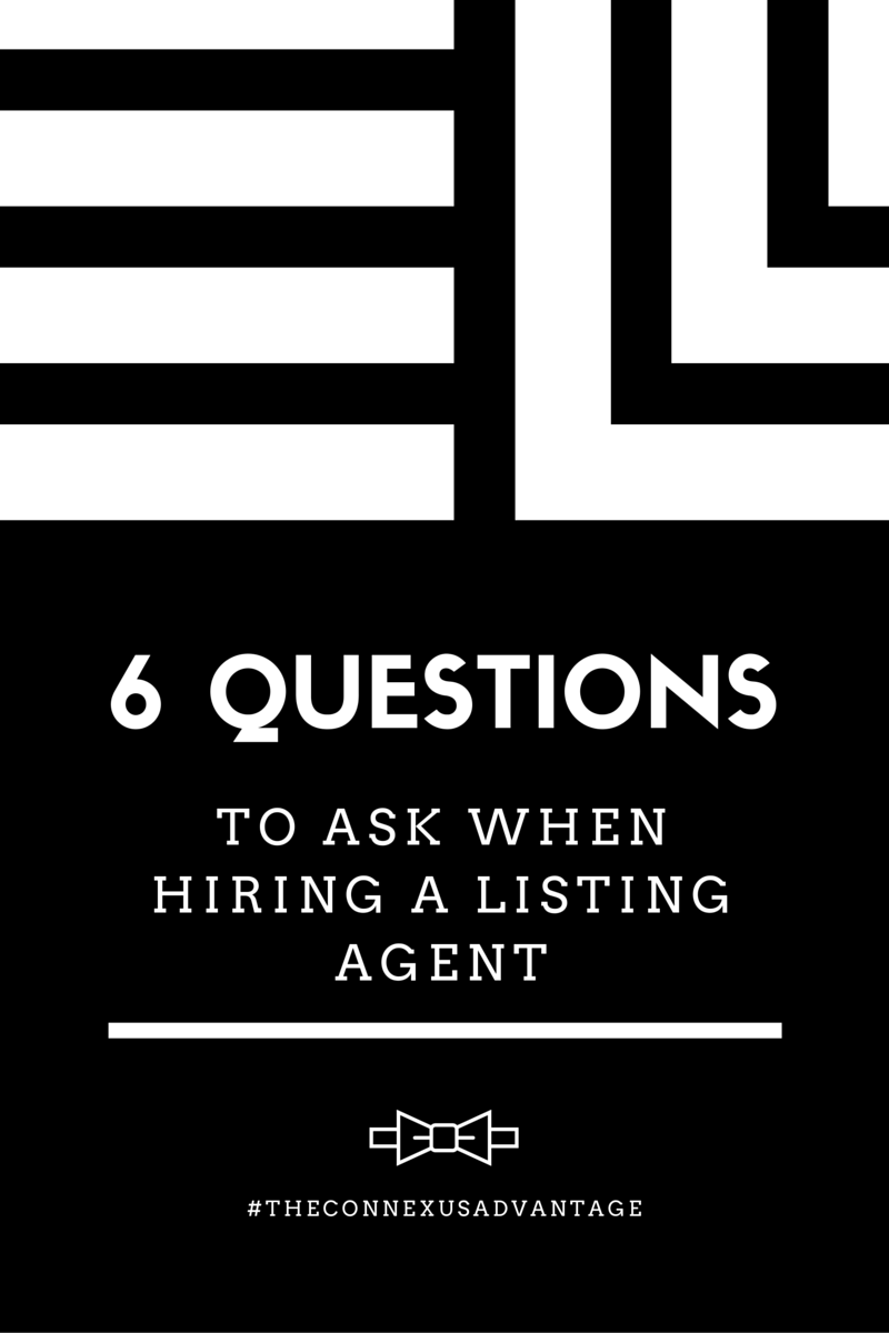 Interview Questions Real Estate Agents