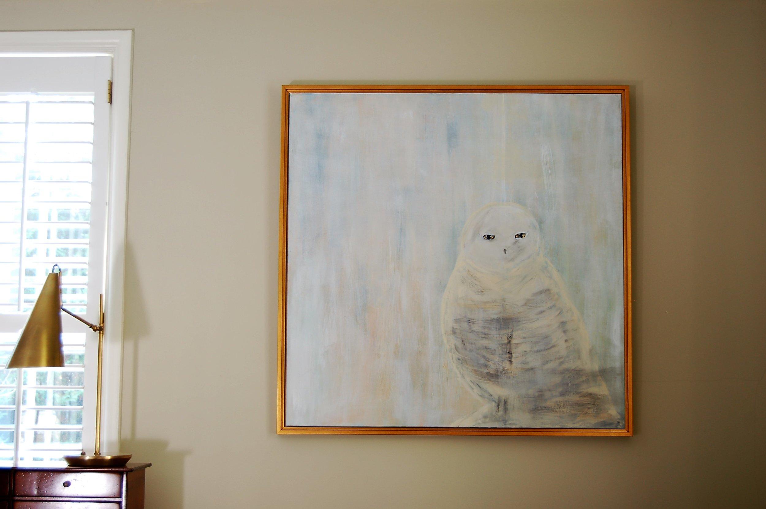 """36"""" x 36"""" - Acrylic / Canvas"""