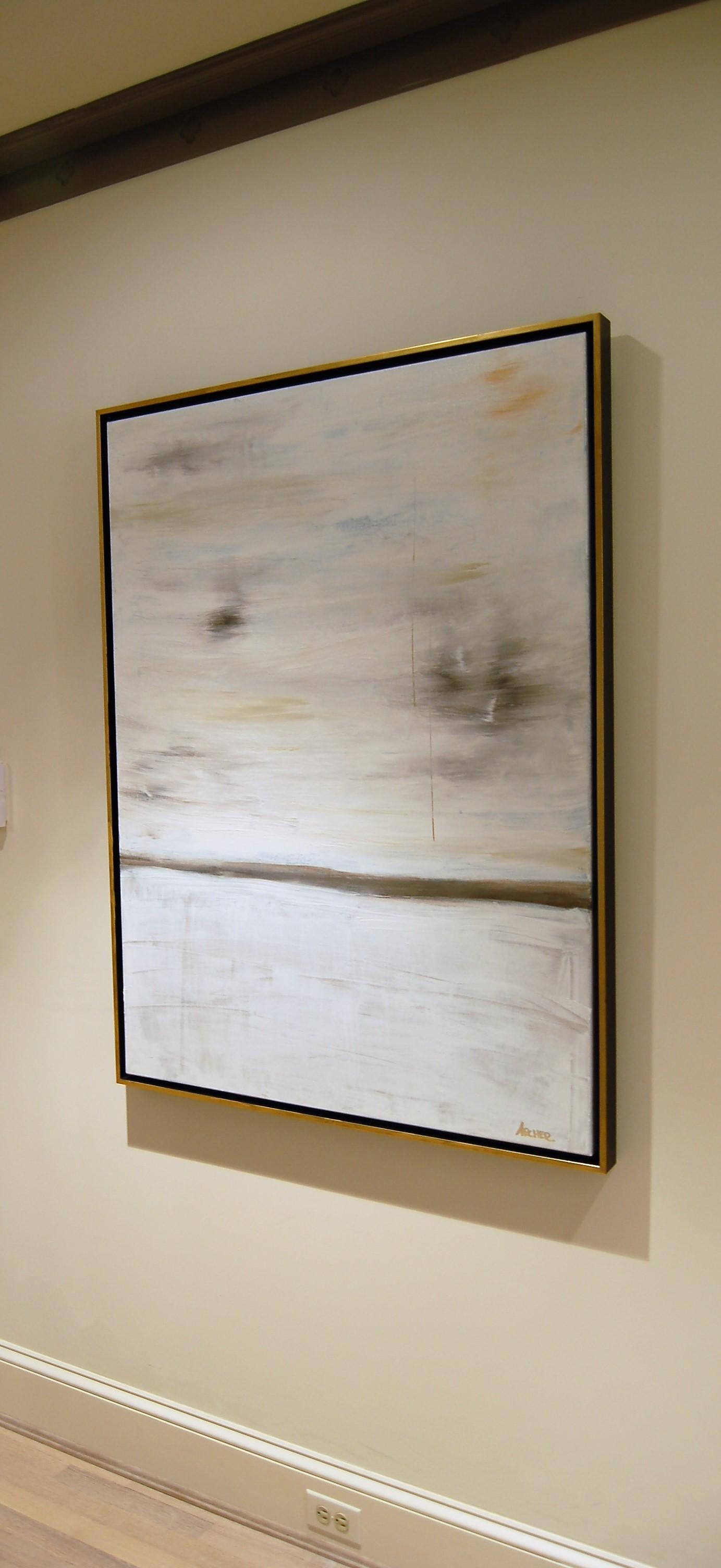 """48"""" x 36"""" - Acrylic / Canvas"""