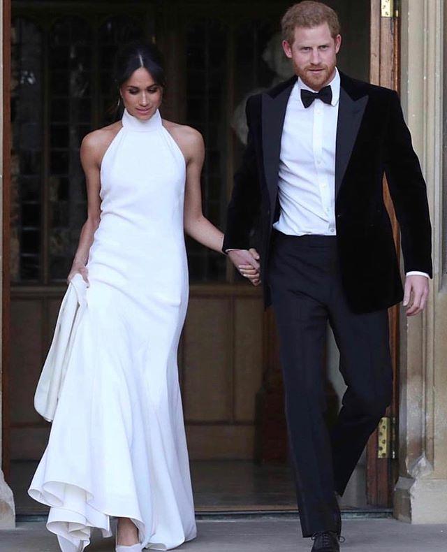 OKAY👑👰🏽🤵🏼 . . . . #royalwedding #PrincessMeghan #PrinceHarry #duchessofsussex #knuckifyoubuckinghampalace