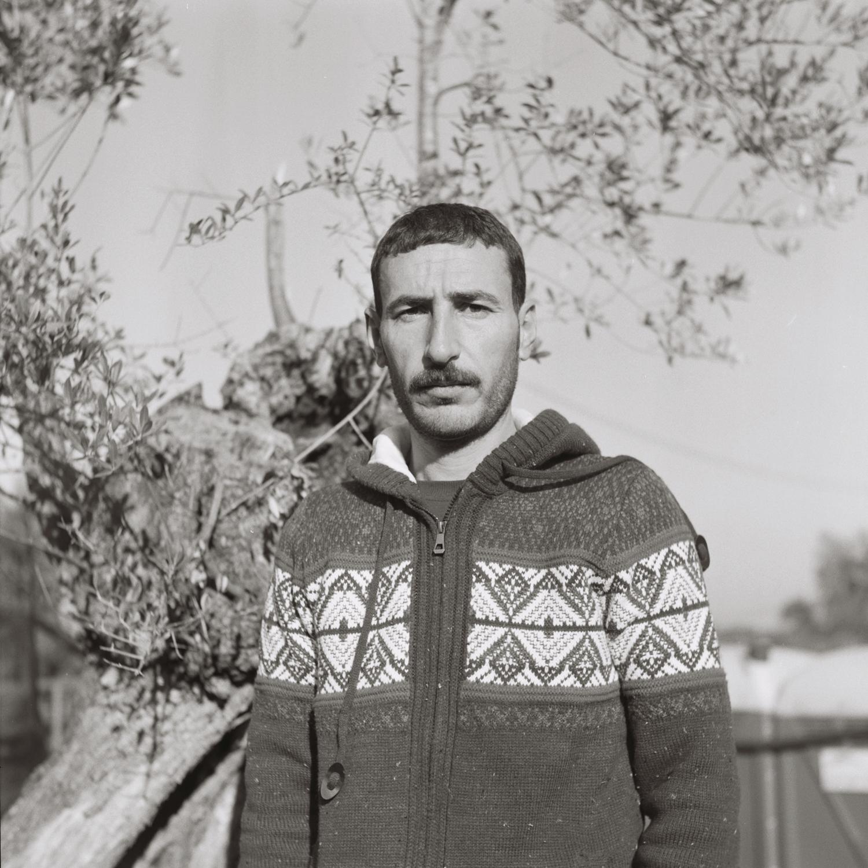 Rami from Syria. Lesvos, Greece, February 2016.