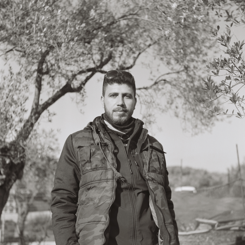 Mohammad from Syria. Lesvos, Greece, February 2016.