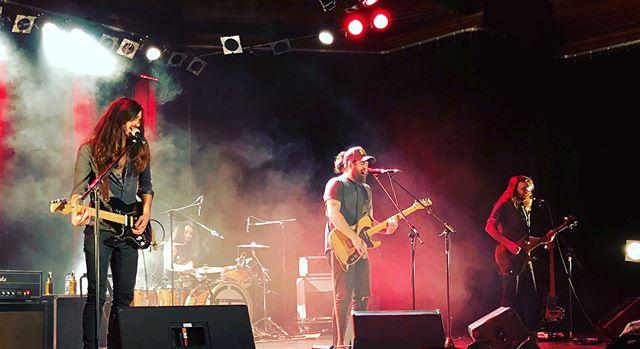 Had a blast last Friday at l'Église du Village in @monttremblant ! . .  Merci à tout le monde qui est venu partager cette super soirée avec nous, et merci à toute l'équipe de Première Scène Mont-Tremblant de nous avoir reçu! . . We hit the stage with  Le @studiodelareleve on Wednesday at PST and are back THIS FRIDAY NIGHT @ M Montreal ! . .  See y'all there 🤟 . . -NÖYZE-