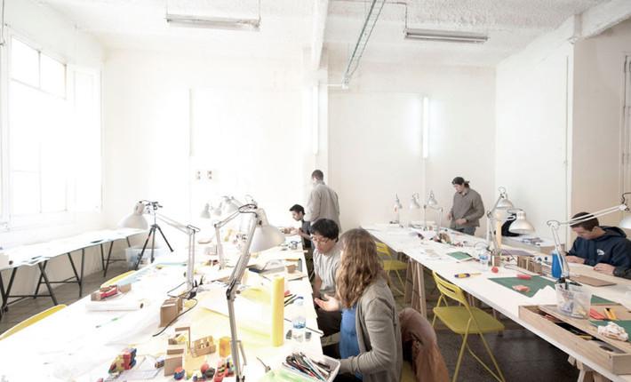 Makers of Barcelona (MOB), en Barcelona, España.