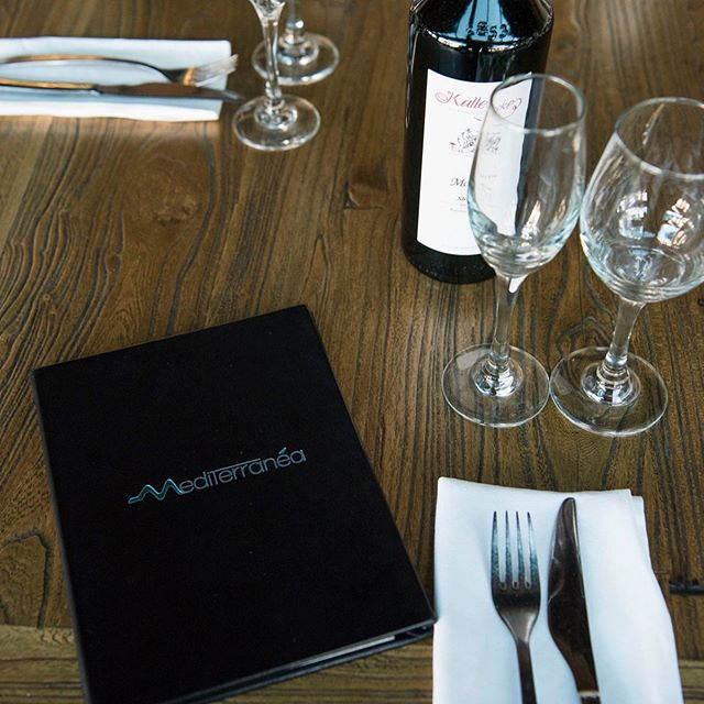The only Mediterranea living. Join us? 🍷🍽 #mediterraneasydney