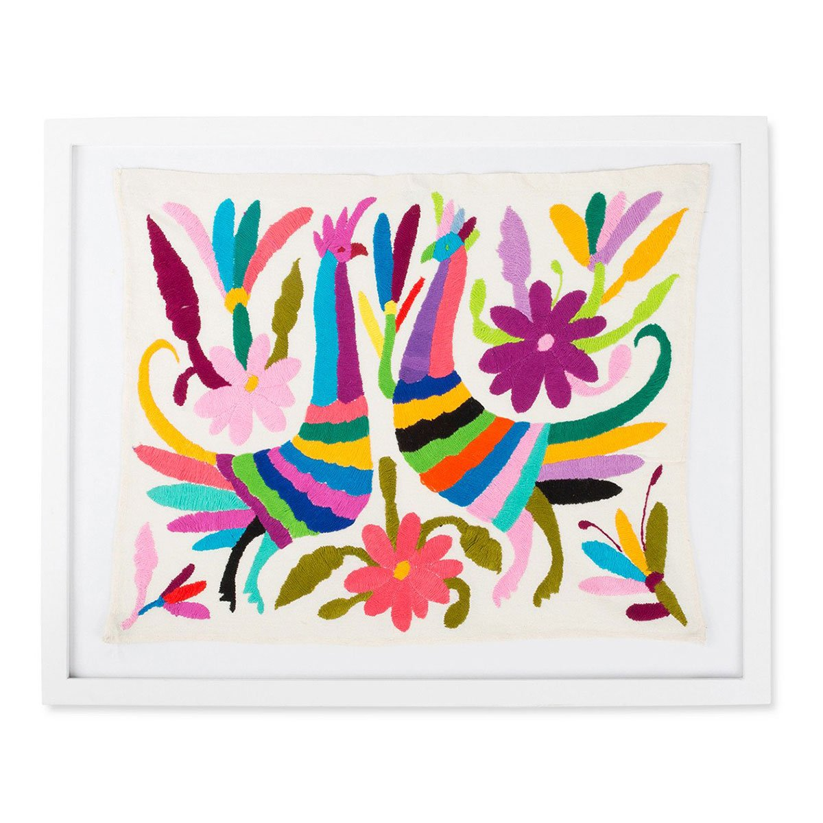 Framed Otomi Art