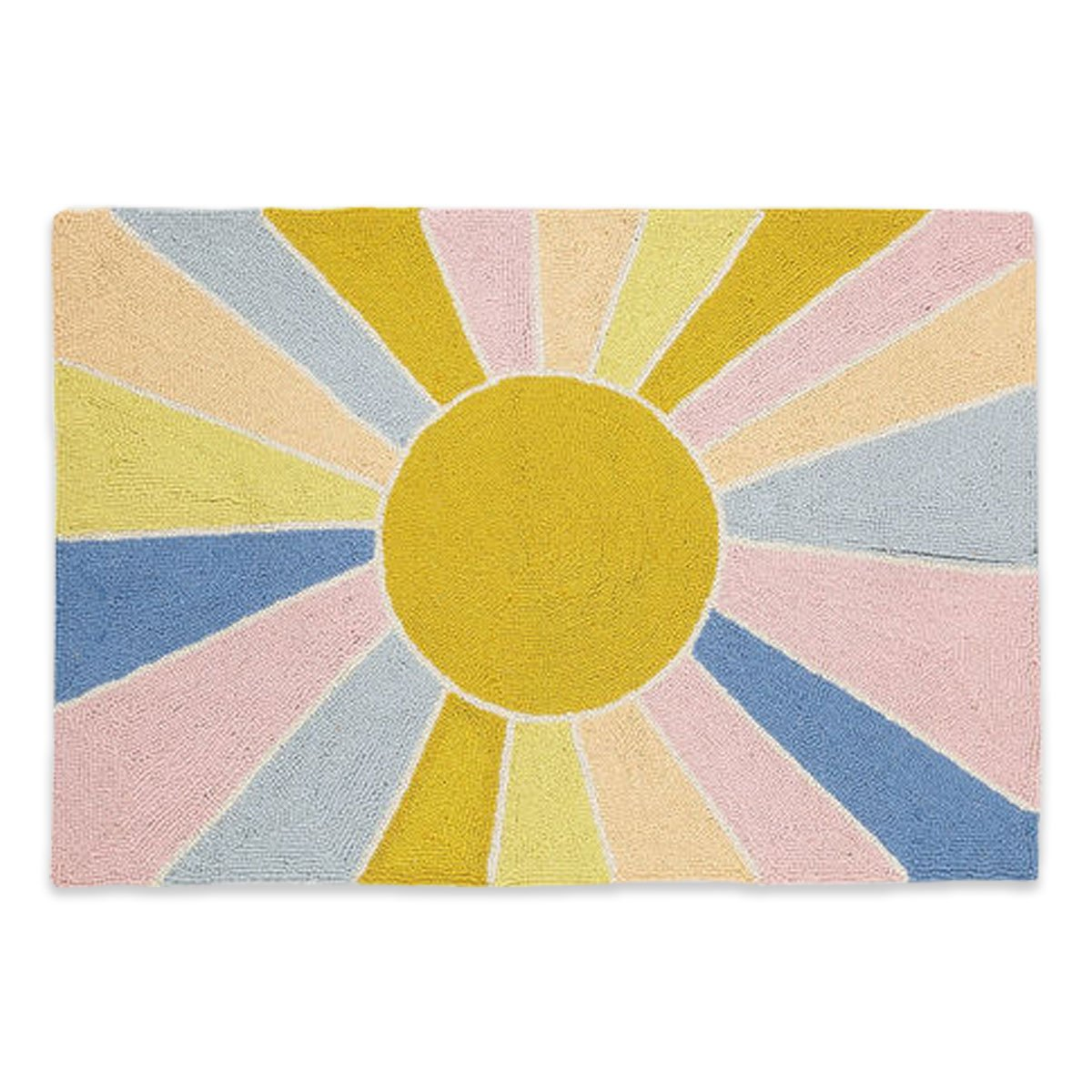 Sunshine Throw Rug