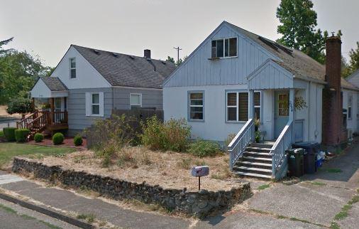 Narrow Homes on Portland and 26th