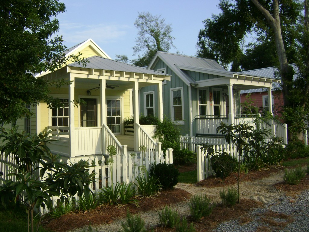 Cottage Housing in Mississippi