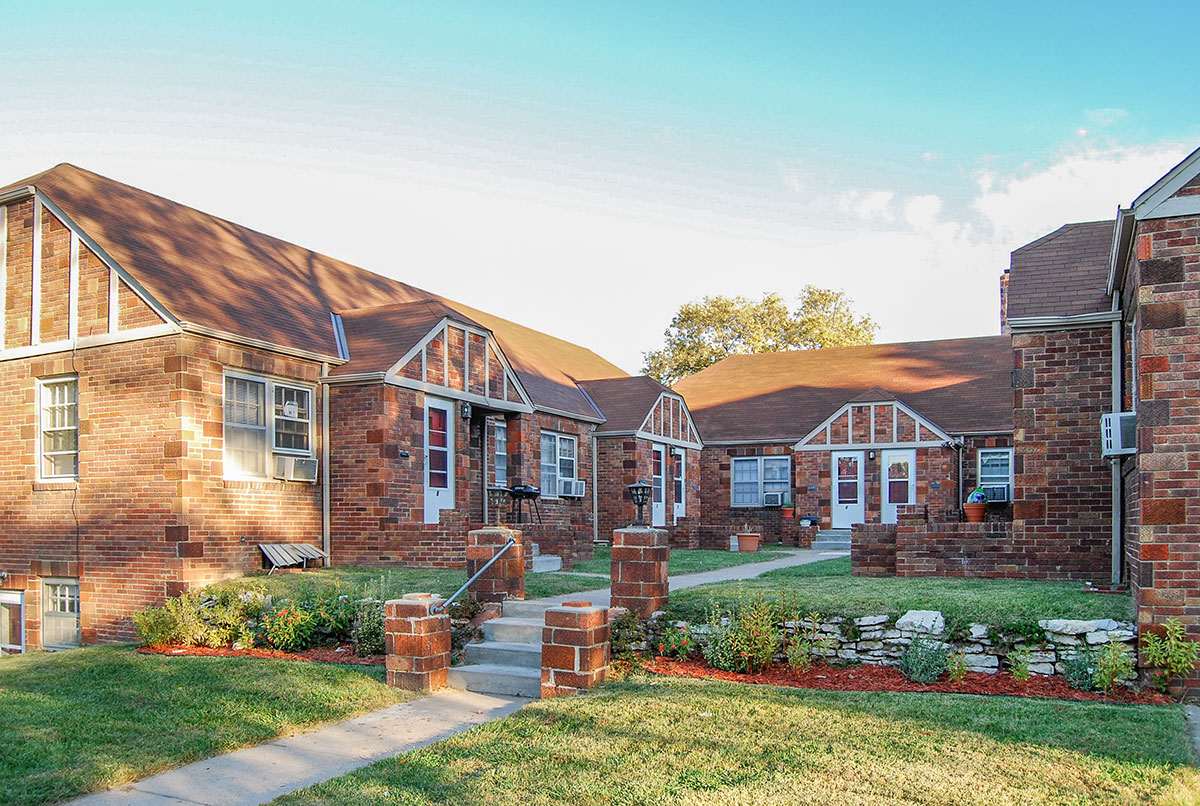 Courtyard Housing in Omaha