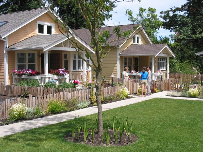 Greenwood Avenue Cottages